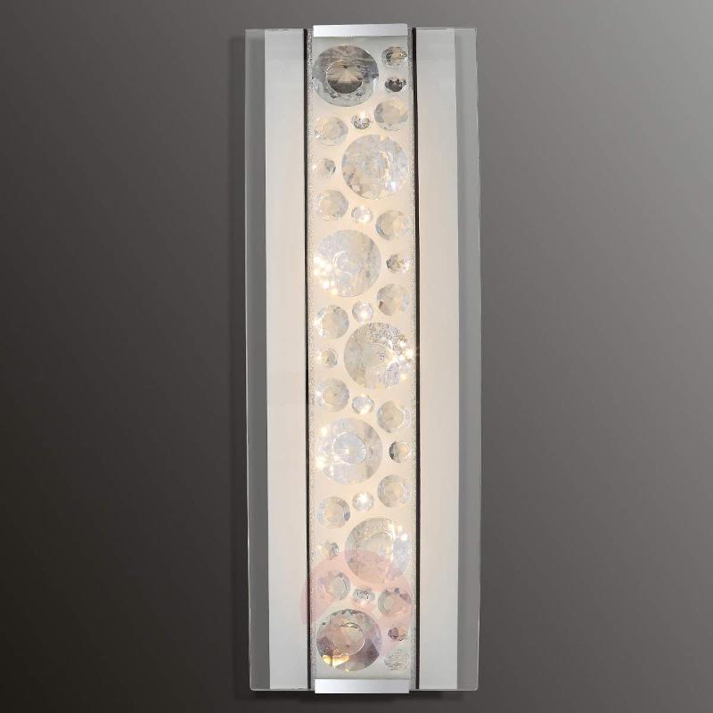 Benedikt Chrome-plated LED Wall Lamp, 7.2 W - Wall Lights