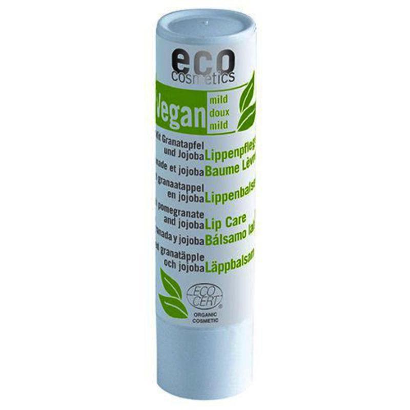 ECO Lippenpflege 4g - vegan mit Granatapfel und Jojoba