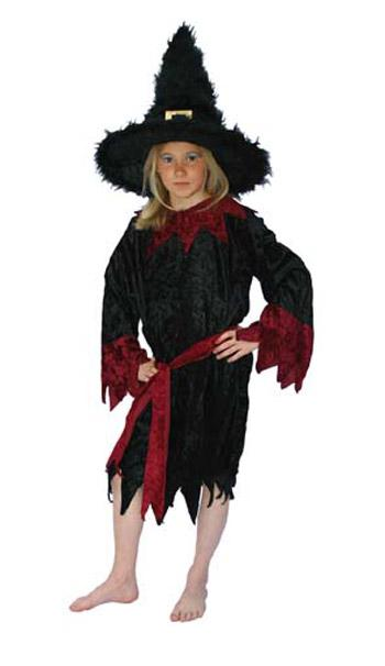 Costume sorcière - null