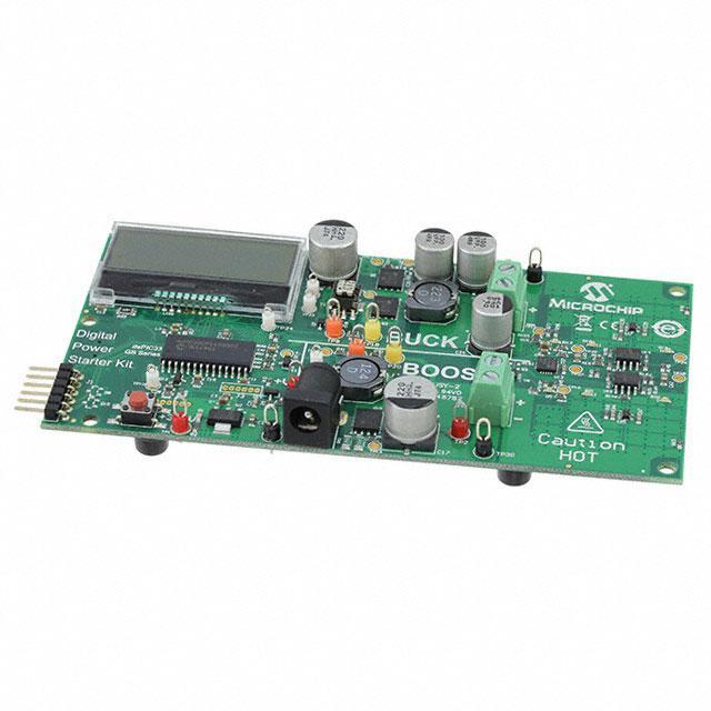 MPLAB STARTER KIT FOR DIGITAL PO - Microchip Technology DM330017-2
