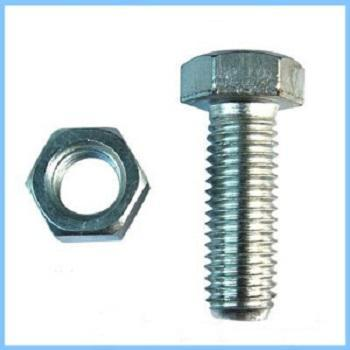 Inconel 600 Hex Bolts and Nuts