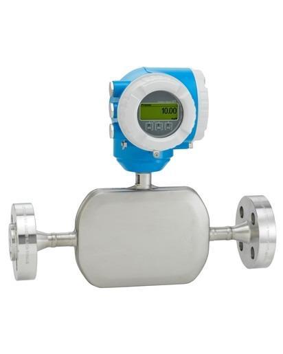Proline Promass A 300  Coriolis flowmeter - Accurate single-tube flowmeter for lowest flow rates