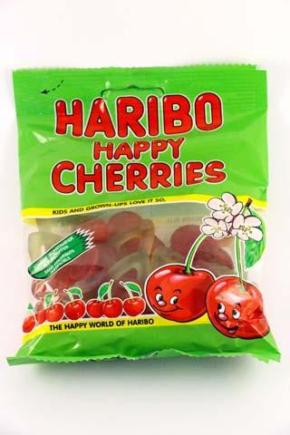 Haribo Happy Cherries -