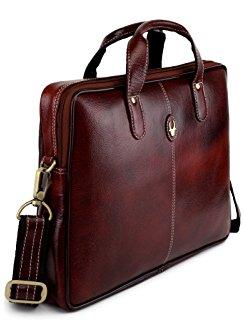 Leather Office Bags  -