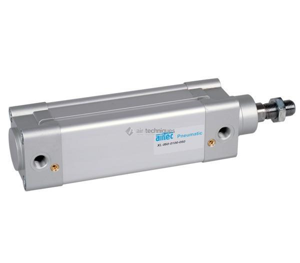 Vérin double effet norme ISO 15552 - Vérins normalisés - diamètre 125mm - XL-125