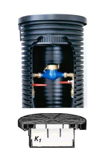 ALTERNATIVE MODEL - WATER METER BOXES - FOR ALTERNATIVE MODEL