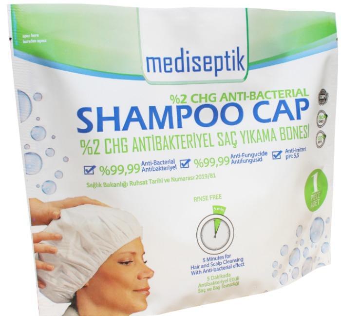 Mediseptik Shampoing charlotte - Désinfectants Shampoing charlotte