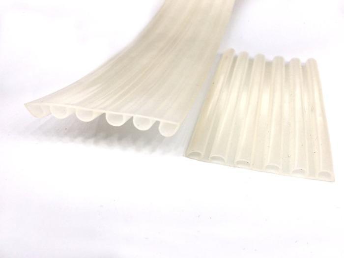 TPR Plastic Extrusion Profiles - China Plastic Extrusion Profiles Factory Custom TPR Extrusion Profiles