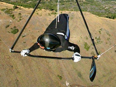 Flytec 6030 - Beloved by Hang Glider pilots worldwide - Free Flight