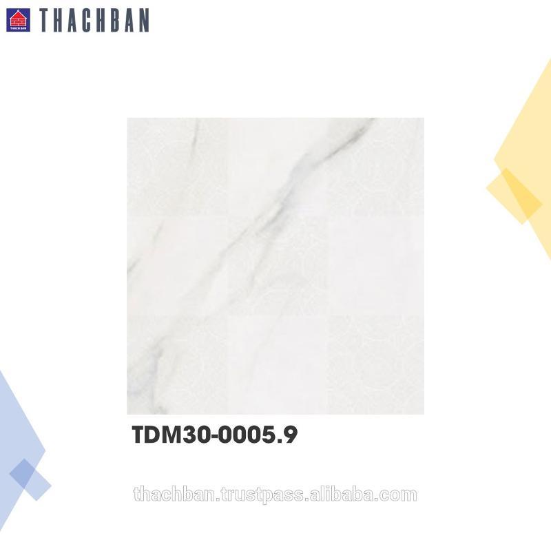 Made in Vietnam home decor  marble decor matt exterior wall tiles - Ceramic Floor tile