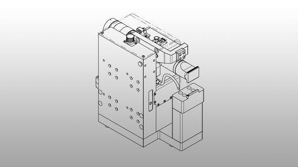 HiS Systeme - Ultraschallschweißen für Nichteisenmetalle