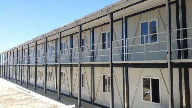 MODULAR PREFABRICATED BUILDING - Modular Buildings