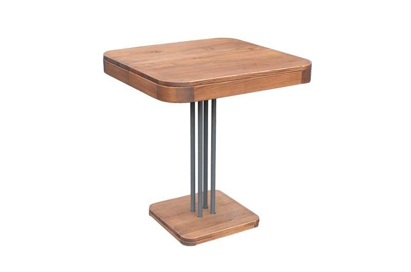 """Table """"Tahoe"""" - Solid wood extandable table, oiled (different colors)"""