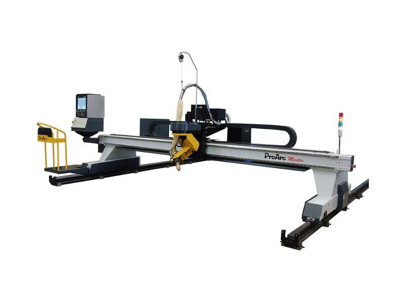 CNC plasma bevel cutting machine - ProArc X-cut