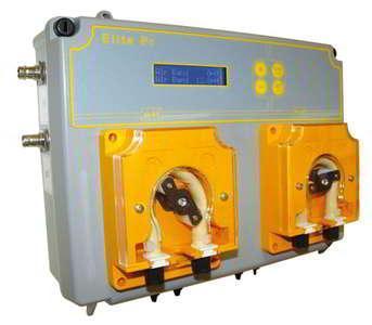 Pompe double peristaltique - Double ELITE PR  - INJECTA