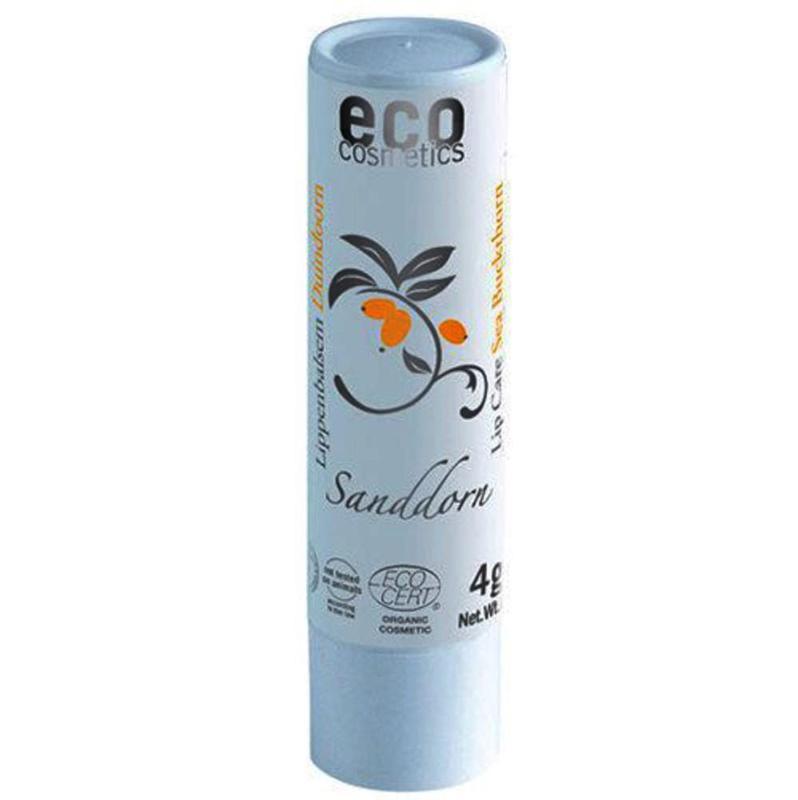 ECO Sanddorn Lippenpflegestift für sensible Haut - null