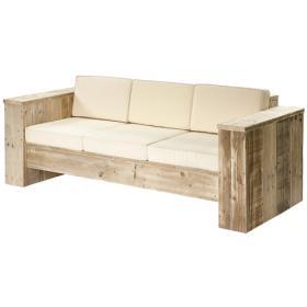 Lounge furniture - Timber 3-Sitzer