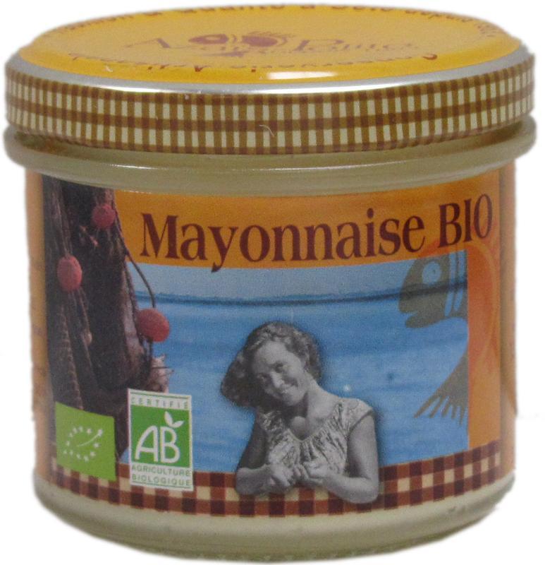 Mayonnaise Bio aux oeufs frais 13cl - Epicerie salée