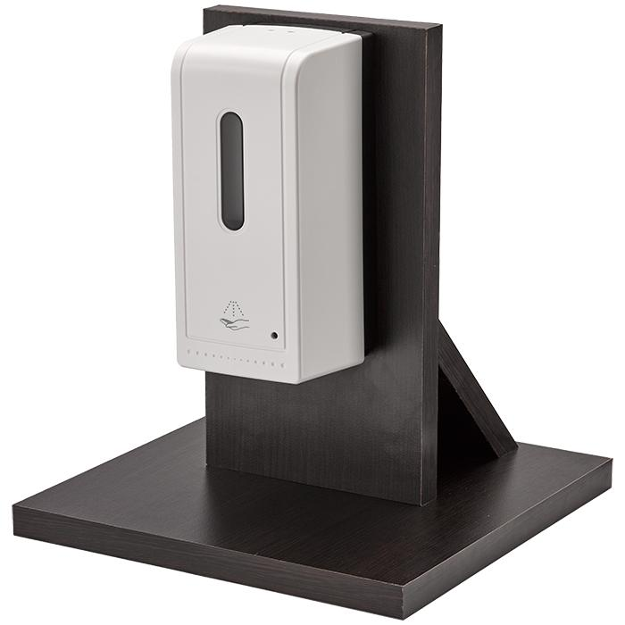 Automatic Disinfectant Dispenser Wooden Mounting - Accessories