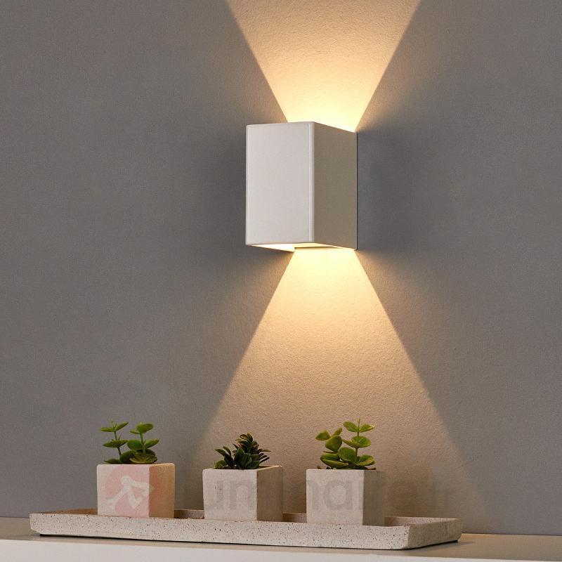Applique LED Mirco, blanc - Appliques LED