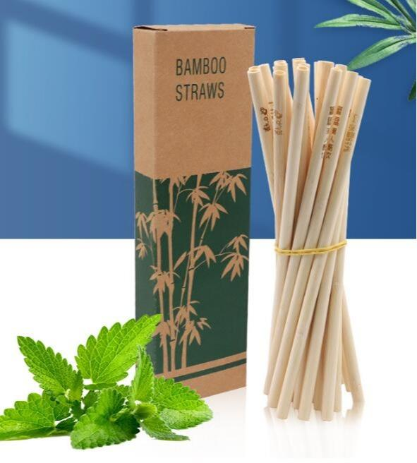 bamboo drinking straw - natural bamboo drinking straw/coffee or tea straw