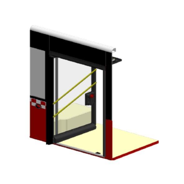 İçeri Açılır Tek ,Kanat Kapı Mekanizması