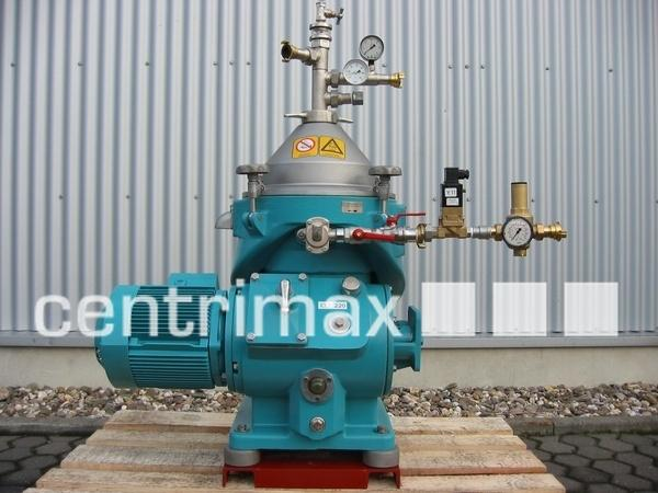 Alfa Laval Self-cleaning disc centrifuge - MAPX 204 TGT-24