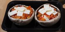 Plats préparés - Portobellos farcis
