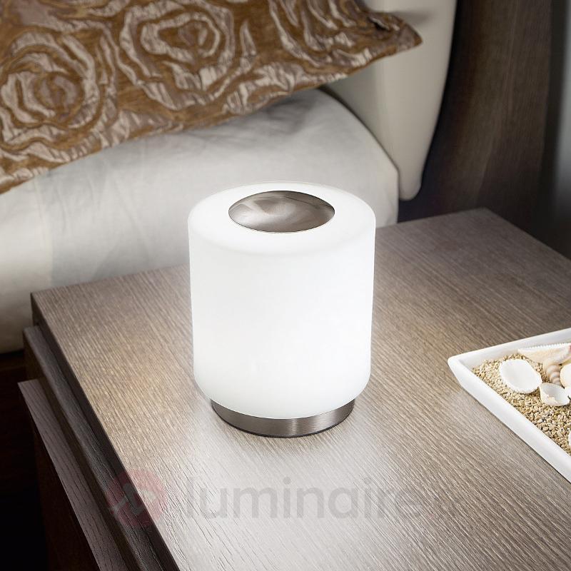 Lampe à poser Simi variable avec fonction tactile - Lampes à poser LED