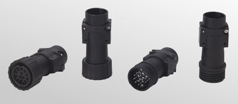 Circular connectors M3 series - Industrial connectors M3 series are universal and modular