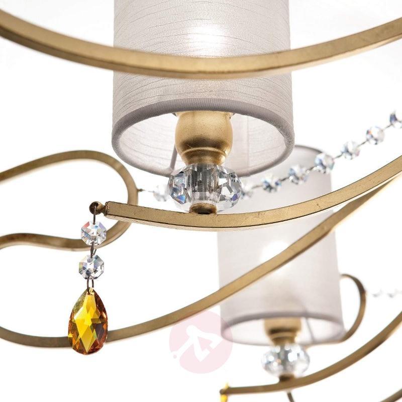 Breathtaking chandelier Delhia, 160 cm - Chandeliers