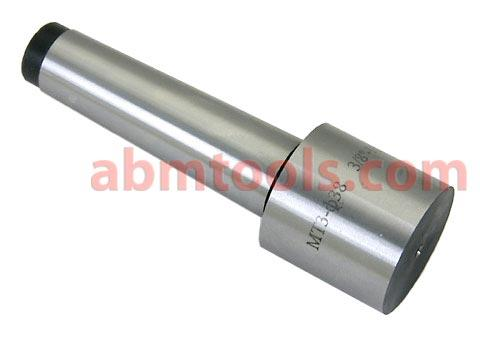 STRAIGHT STUB MT ARBORS - Straight Shank Portion is Soft Which Can Be Machined To Adopt any Application