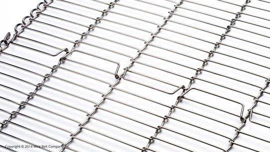 Комплектующие:Замок для конвейерной ленты из металла EZ-Spli - Замок для безопасной сцепки.