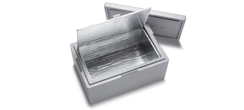 Temperature-Controlled Protective Packaging - STANDARD BOXES ARE A RELIABLE SOLUTION FOR A WHOLE HOST OF APPLICATIONS