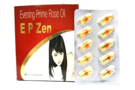Evening Primerose Oil Capsules - Evening Primerose Oil Capsules
