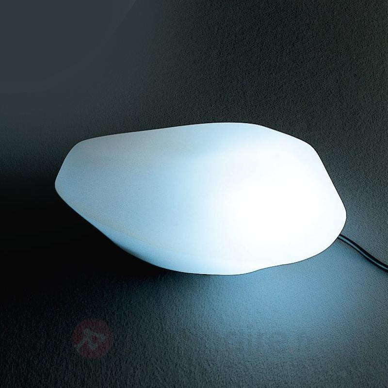 Lampe décorative Stones attrayante - Lampes décoratives d'extérieur
