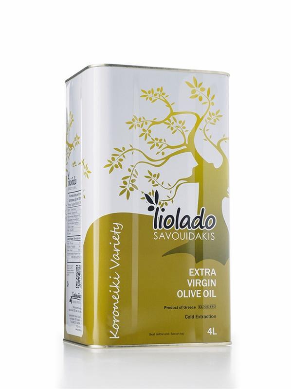"Olive oil Extra Virgin - EXTRA VIRGIN OLIVE OIL ""LIOLADO SAVOUIDAKIS"""