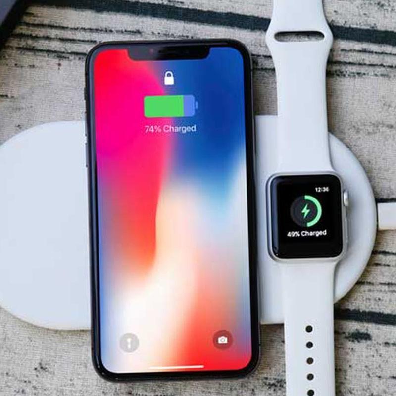 Chargeur sans fil IPhone Applewatch - Chargeur Sans Fil