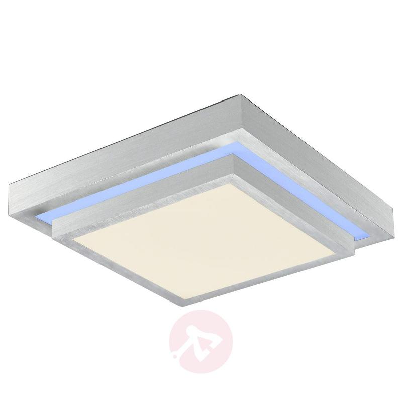Square led ceiling lamp colore with remote control ceiling lights square led ceiling lamp colore with remote control ceiling lights aloadofball Image collections