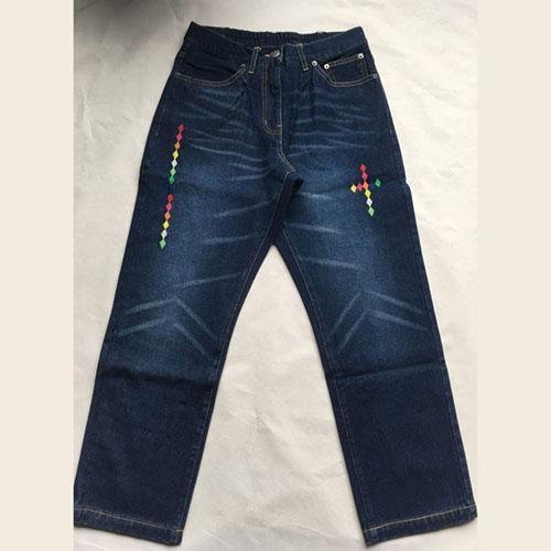 женские джинсы -