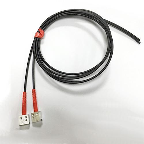 FFT-10ML - минимальный размер обнаружения Φ1, площадь (матрица) и длина провода 2M