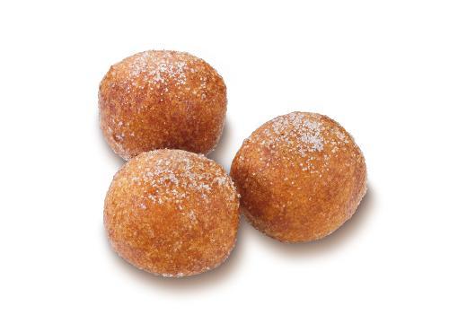 Quark Ball - Ball donuts