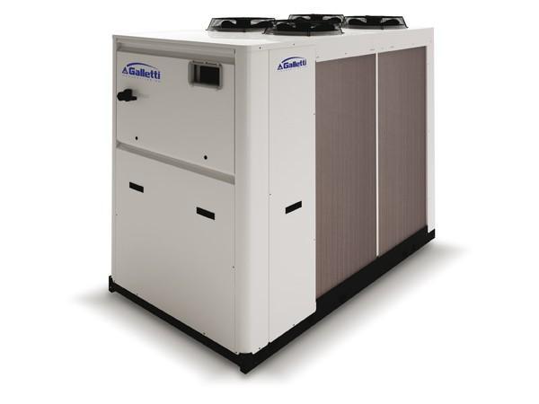 LCP - Pompe di calore polivalenti monoblocco - LCP 50 - 320 kW
