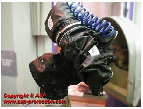 Roboterschutzhüllen -Spanende Bearbeitung - TPSN