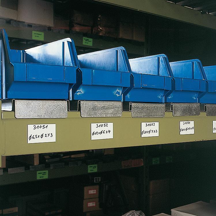 Étiquette magnétique de magasin - Rubans de précision Etiquettes et pochettes magnétiques Filets de...