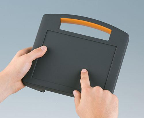 Carrytec - Plastic Enclosures With Integrated Handle
