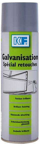 Produits anti-corrosion - GALVANISATION SPÉCIAL RETOUCHES BRILLANTE