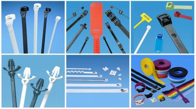 PANDUIT Kabelbinder - PANDUIT Deutschland: Kabelbinder und zubehör für hochwertige Anwendungen
