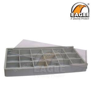 Small Parts Tray - Gray 18