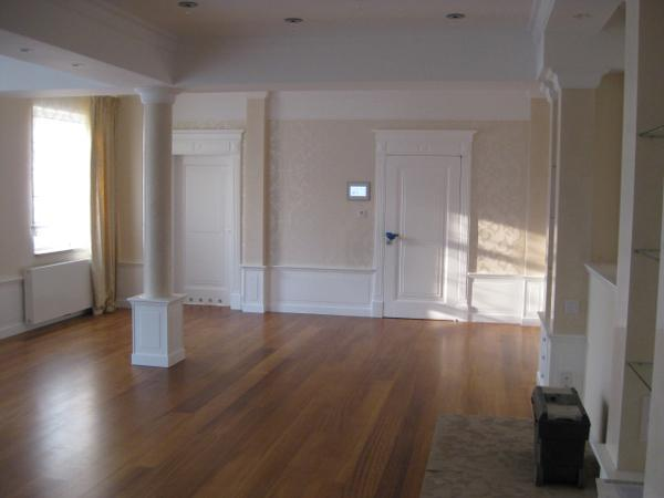 Skirting - Interior arrangement